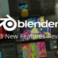5分で説明!? オープンソースの3DCGツール Blender 2.83 の新機能紹介(※英語ムービー)